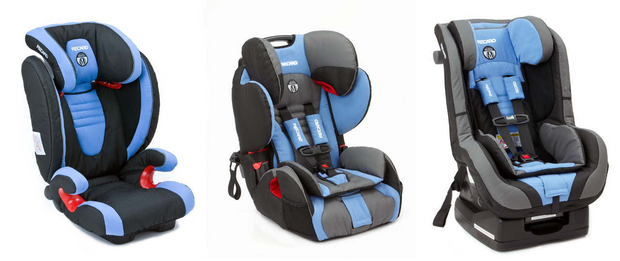 Recaro Launches Proseries Child Safety Seats Top Speed