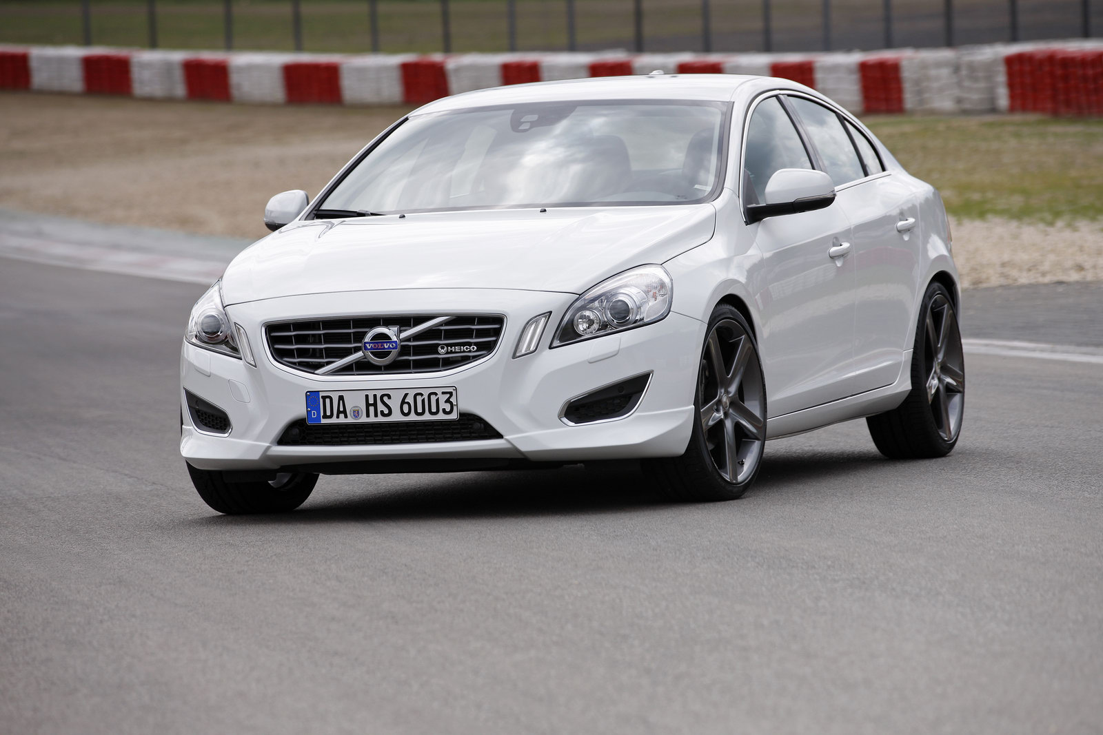 Volvo S60 By Heico Sportiv Official Details Revealed Top Speed