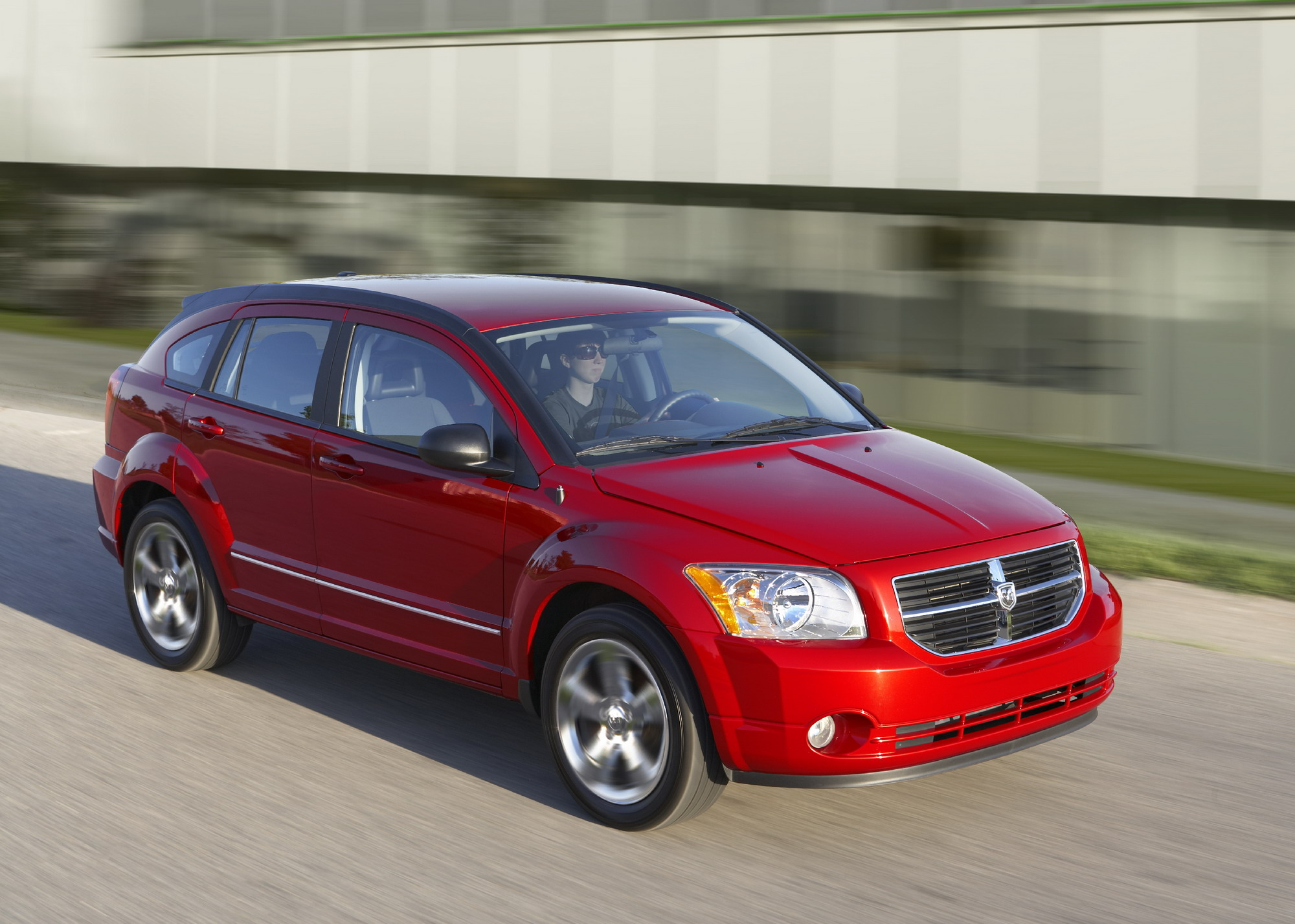 Caliber Car: 2011 Dodge Caliber