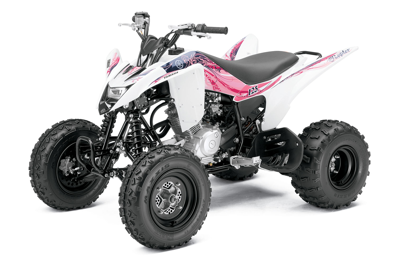 2011 yamaha raptor 125 review top speed for Atv yamaha raptor 125cc