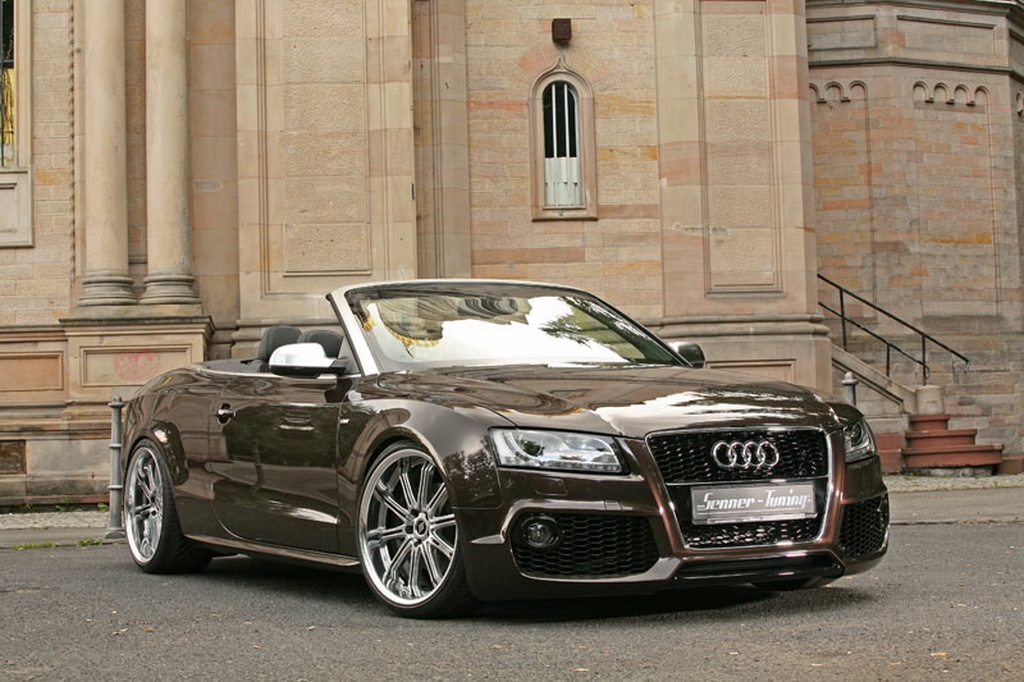 Audi A5 Cabrio By Senner Tuning | Top Speed