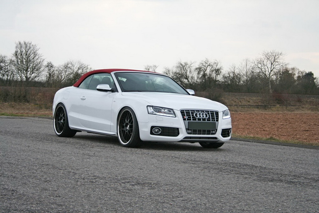 2010 Audi S5 Cabrio By Hs Motorsport Review Top Speed