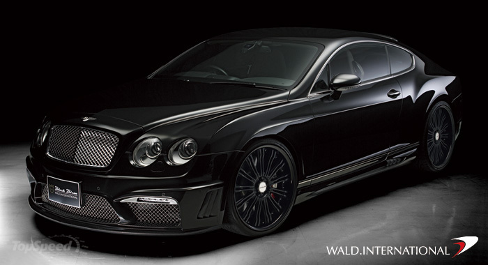 2006 Wald Bentley Continental Flying Spur. 2010 Bentley Continental