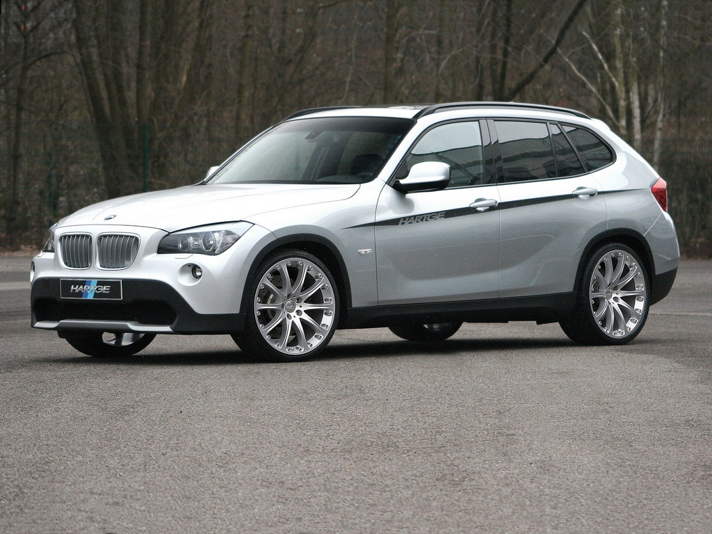 2010 Bmw X1 By Hartge Top Speed