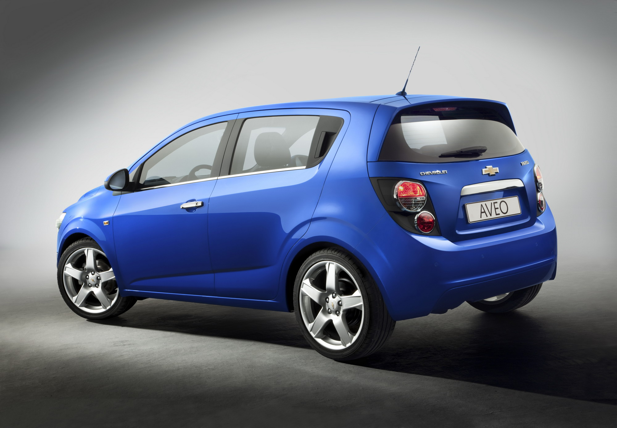 2011 Chevrolet Aveo Top Speed