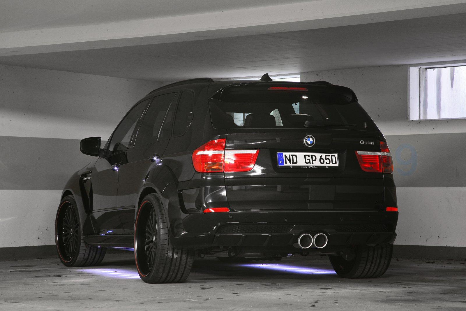 Bmw x5 wide tires