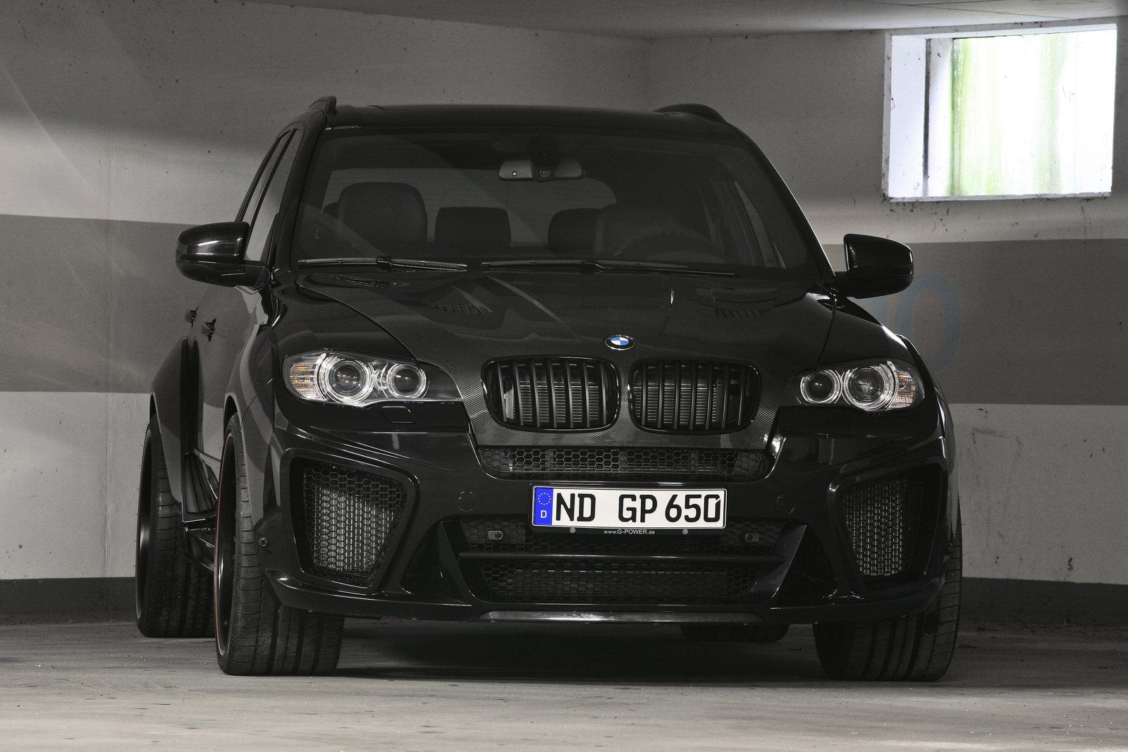 2010 BMW X5 M Typhoon By G-Power | Top Speed
