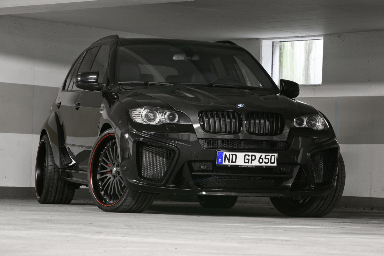 2010 Bmw X5 M Typhoon By G Power Top Speed