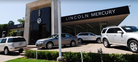 Lincoln To Cut 40 Percent Of Dealers Top Speed