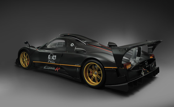 pagani zonda r up for auction news top speed pagani zonda r top speed