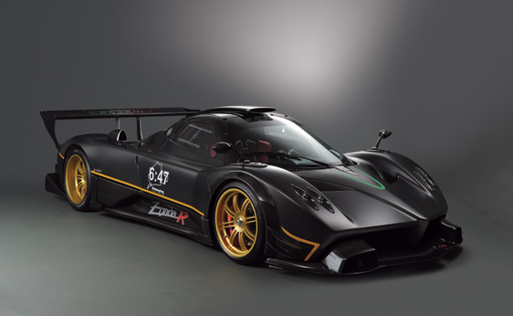 Pagani Zonda R Up For Auction | Top Speed