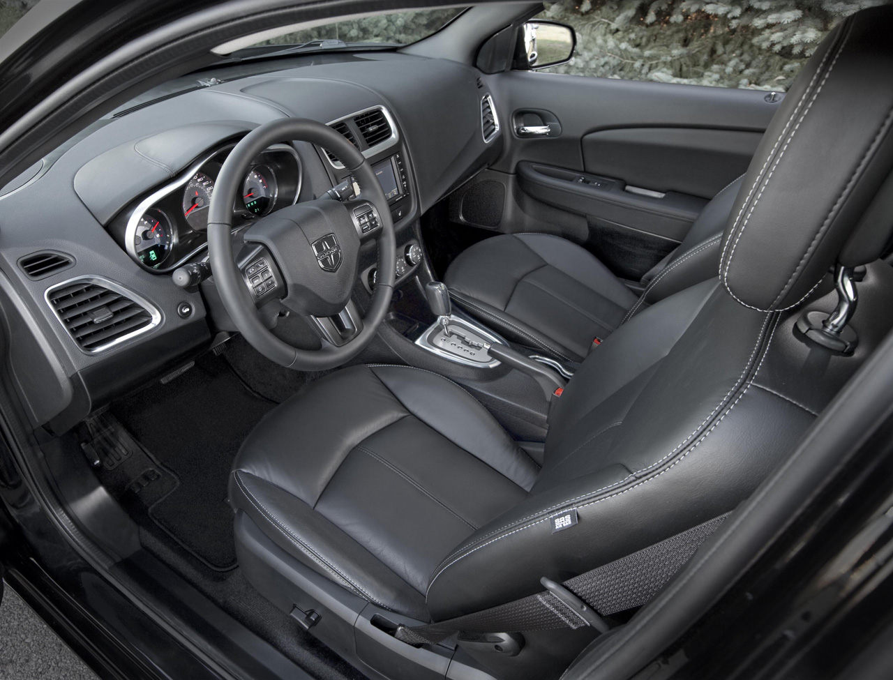 2011 Dodge Avenger Review   Top Speed. »