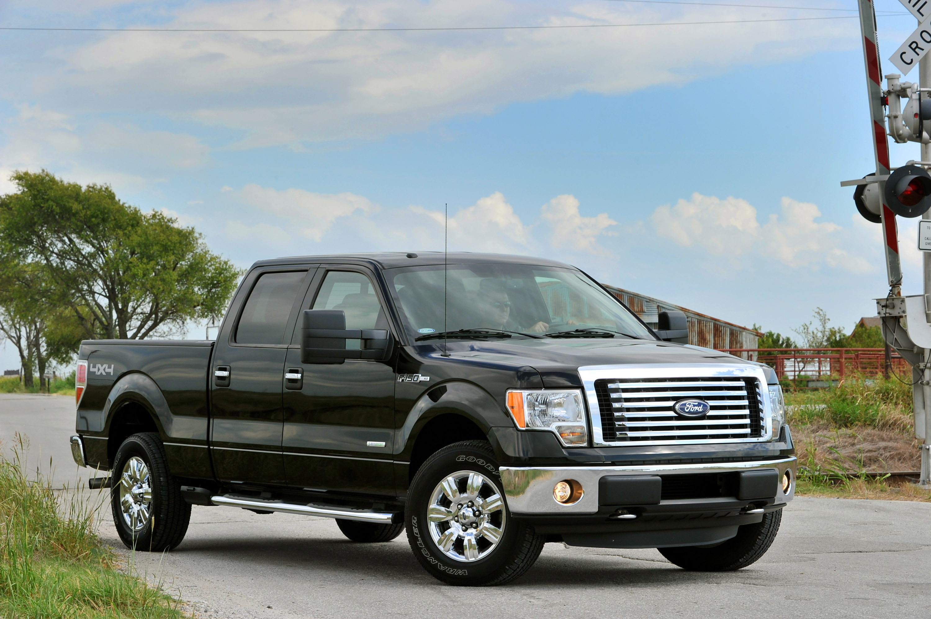 2011 ford f150 manual mode