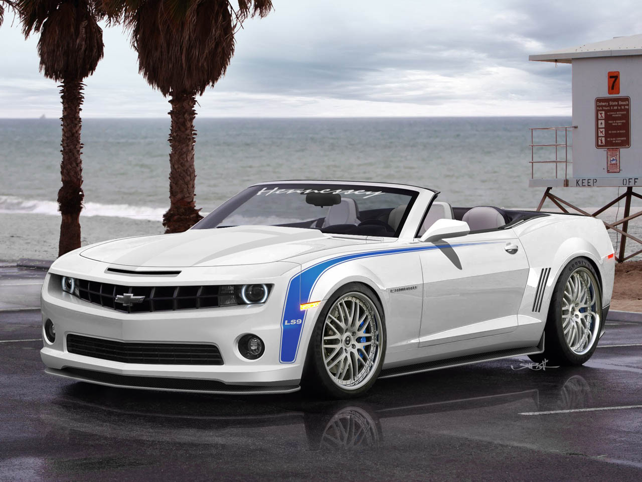 2011 Chevrolet Camaro HPE700 By Hennessey | Top Speed. »