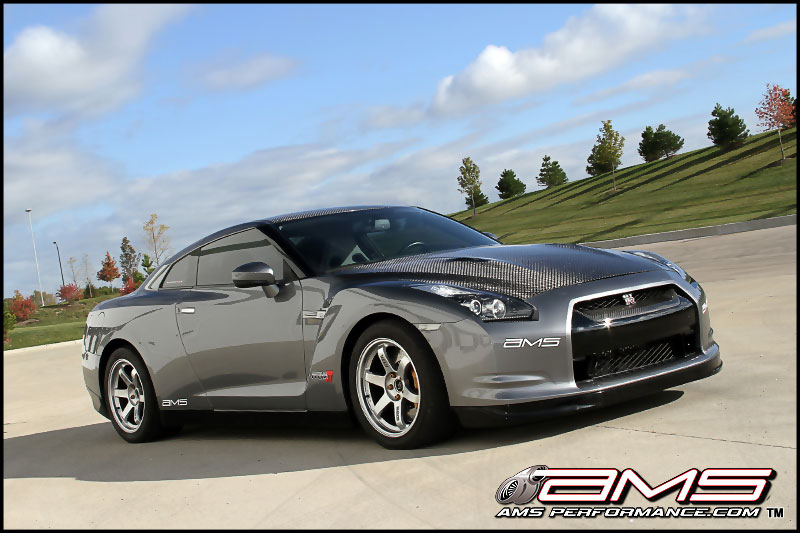 Top Fastest Cars >> 2010 Nissan GT-R Alpha 10 By AMS Performance | Top Speed