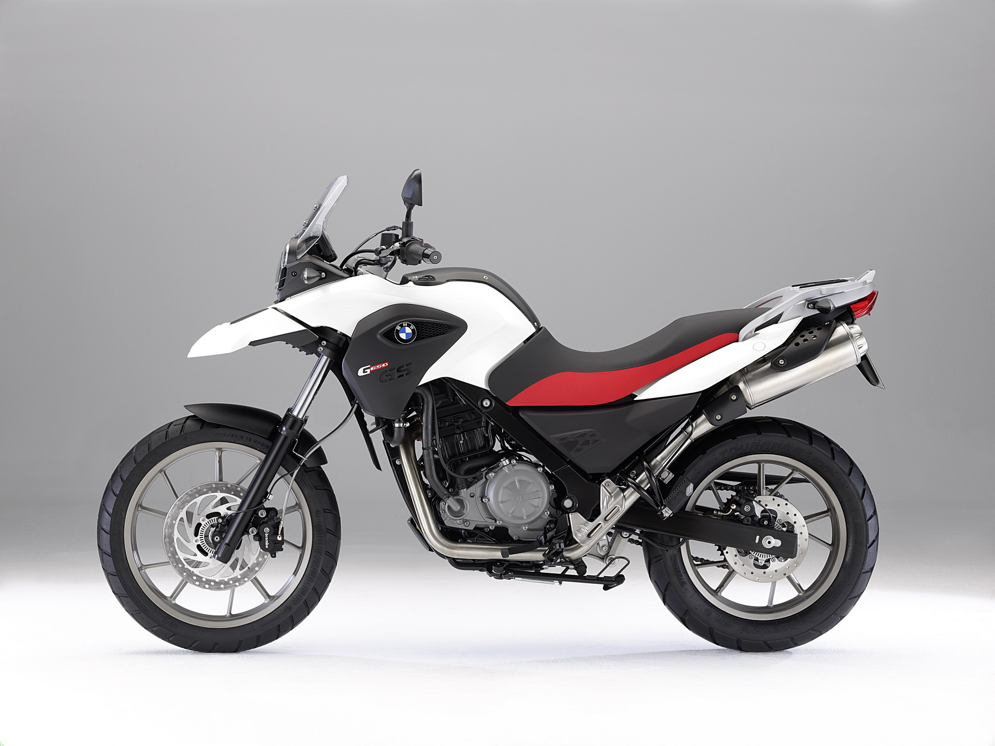 2011 BMW G650 GS | Top Speed. »