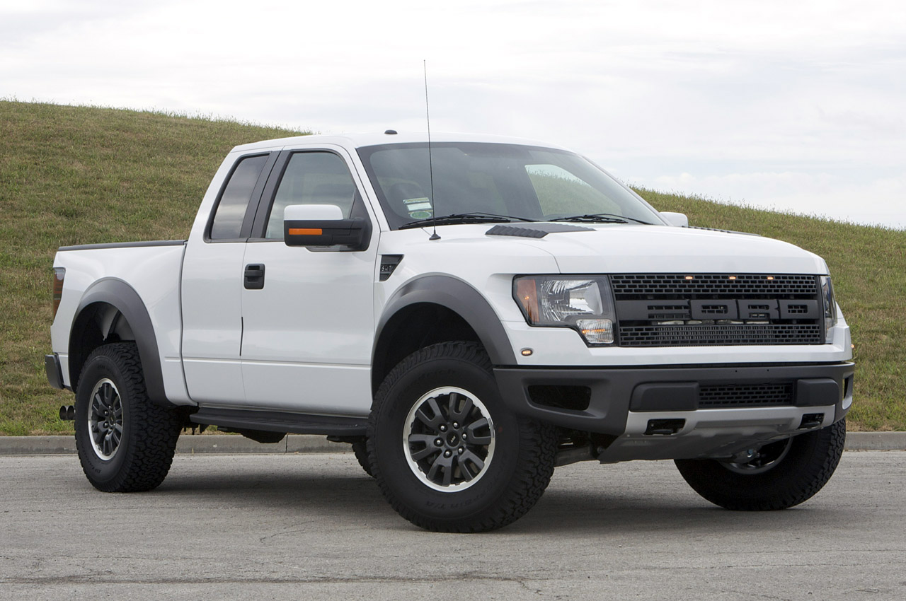 2010 ford svt raptor with 600 hp by procharger news top. Black Bedroom Furniture Sets. Home Design Ideas