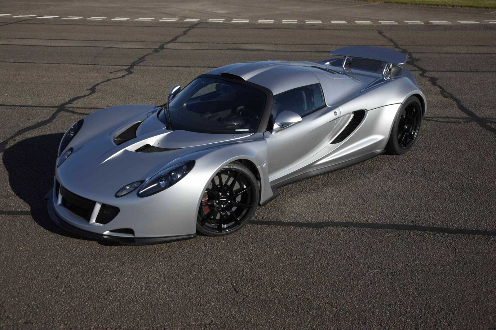Hennessey Venom Gt To Be At Sema Picture Top Speed
