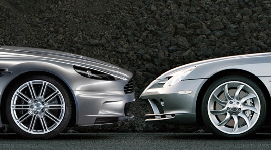 Mercedes and Aston Martin in talks of possible collaboration