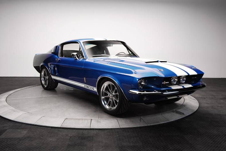 1967 Shelby Supercharged Gt500 By Rk Motors Top Speed
