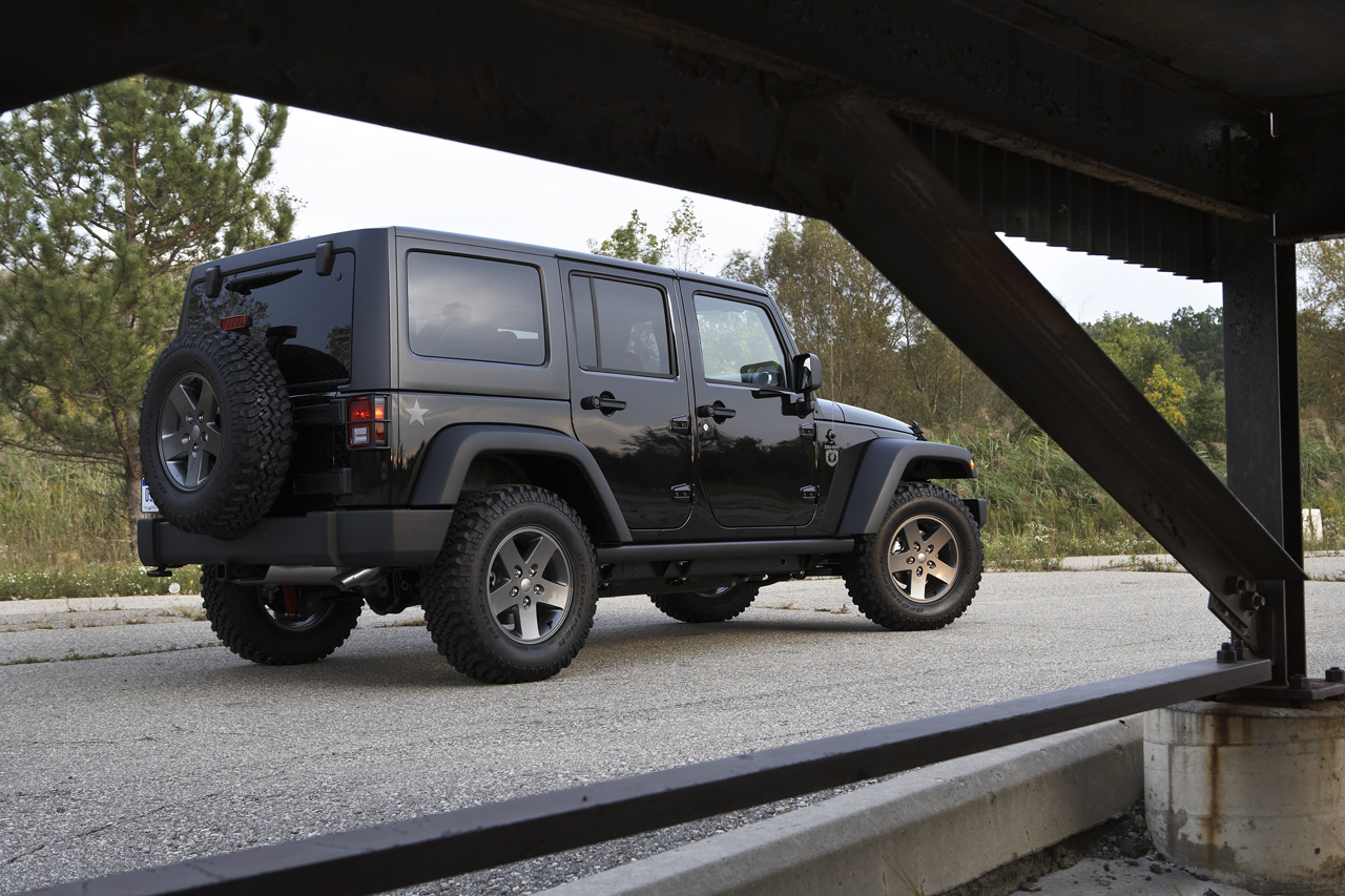 2011 Jeep Wrangler Call Of Duty Black Ops Edition Top Speed