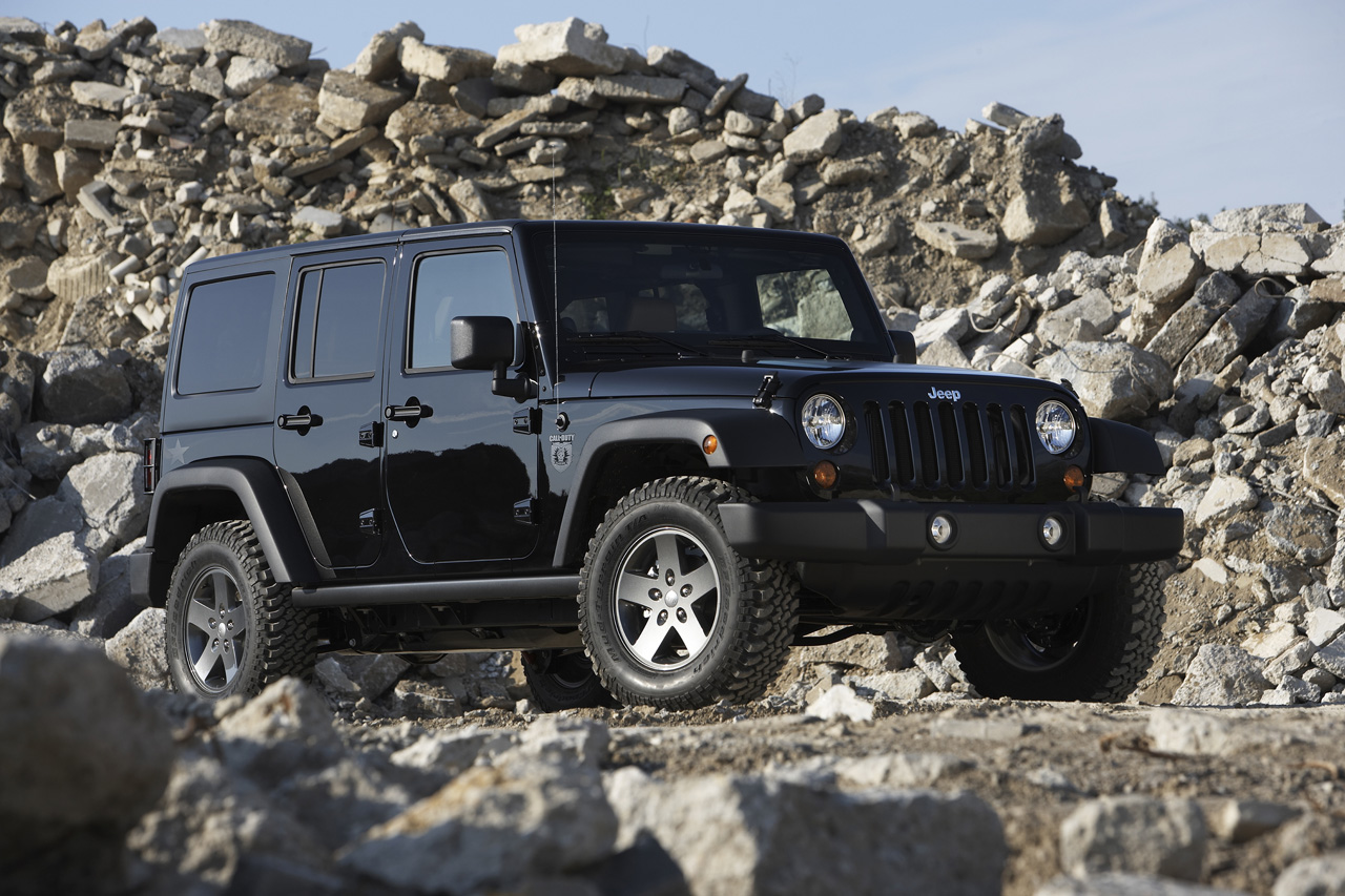 2011 Jeep Wrangler Call Of Duty: Black Ops Edition | Top Speed. »