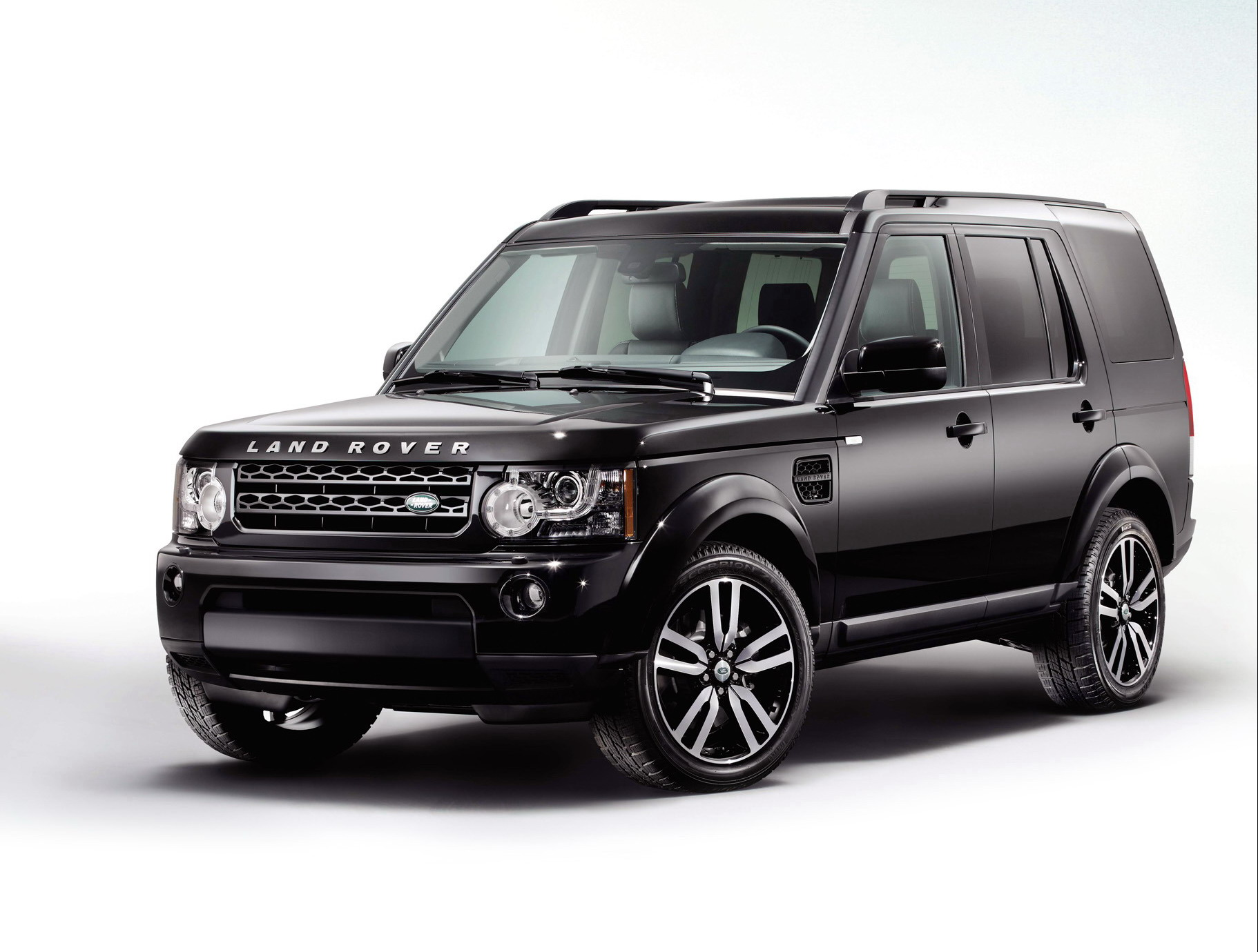 2011 land rover discovery 4 landmark limited editions top speed. Black Bedroom Furniture Sets. Home Design Ideas