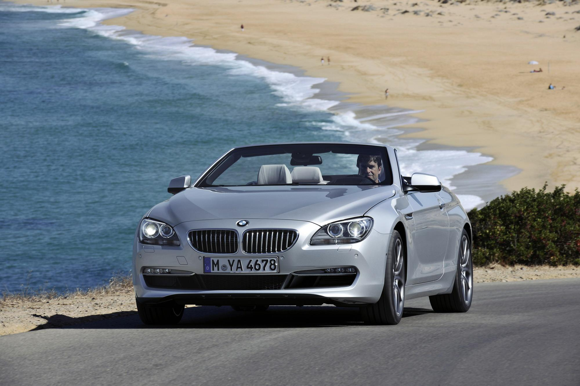 2012 BMW 650i Convertible Review - Top Speed