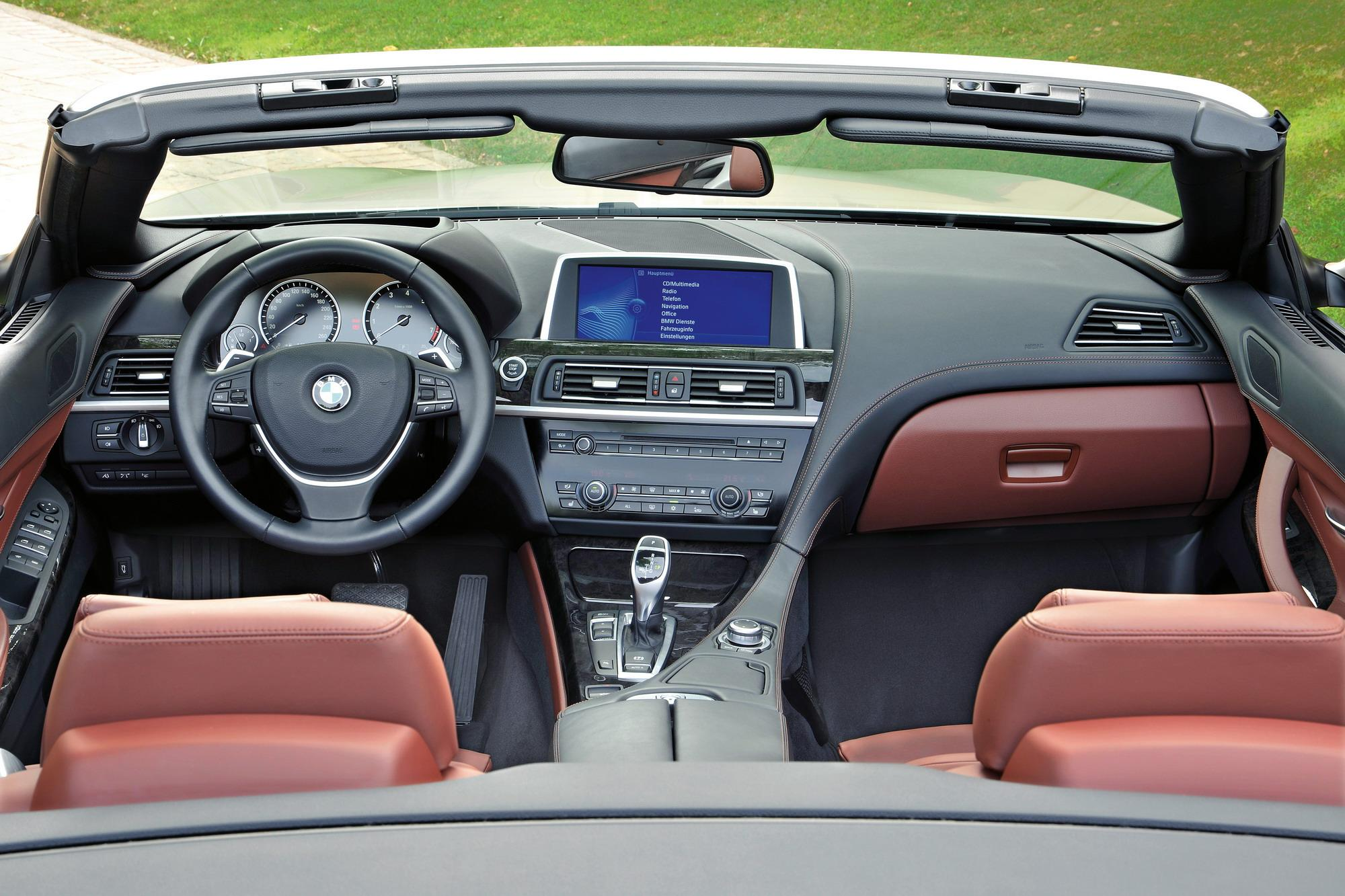 BMW I Convertible Review Top Speed - 2012 bmw 650i price