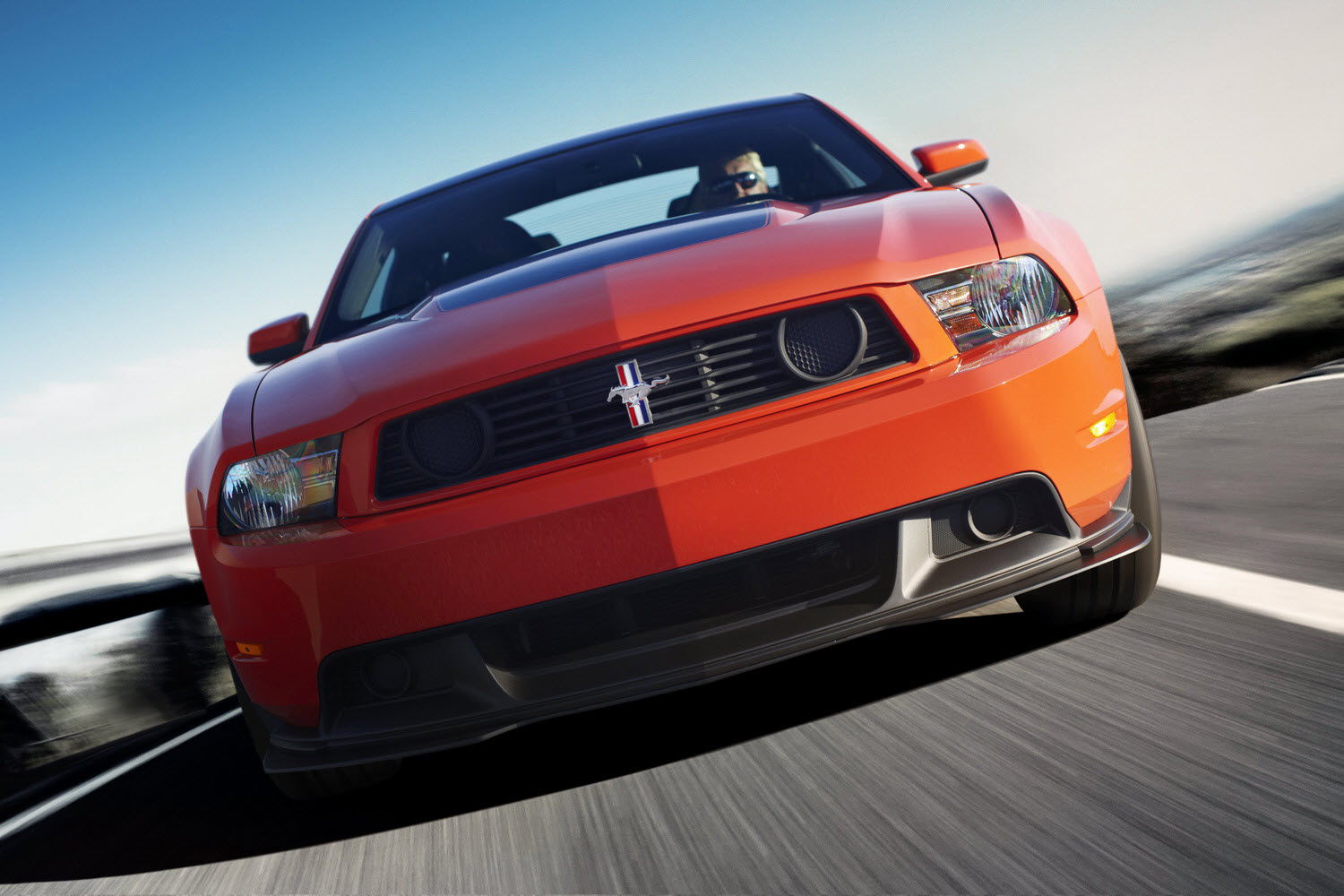 2012 ford mustang v6 performance package what would you call it top speed