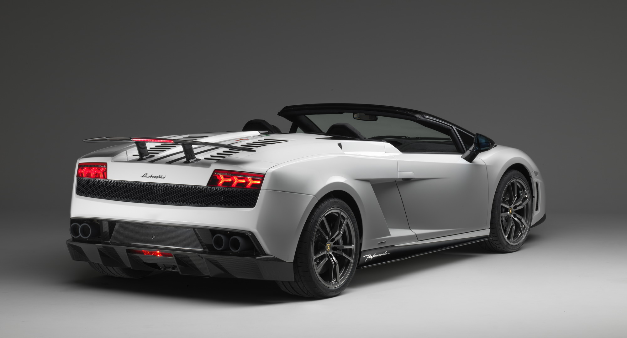 Elegant 2012 Lamborghini Gallardo LP 570 4 Spyder Performante | Top Speed. »