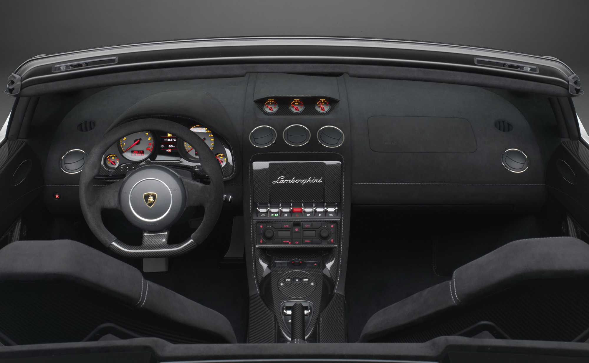 2012 Lamborghini Gallardo Lp 570 4 Spyder Performante Top Speed