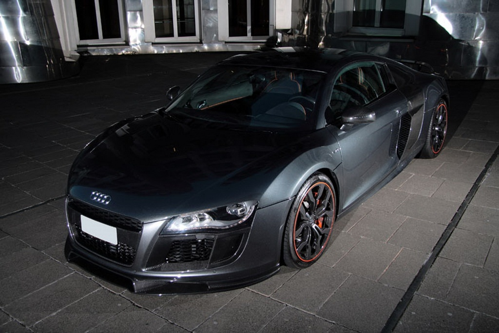 2010 Audi R8 V10 Racing Edition By Anderson Germany Top