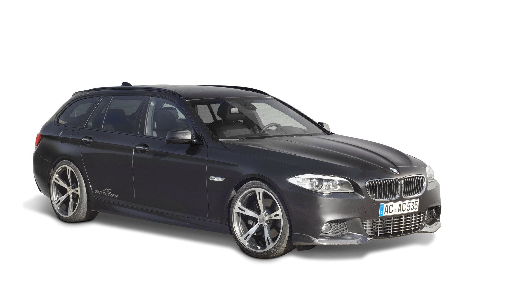 2010 Bmw 5 Series Touring By Ac Schnitzer Top Speed