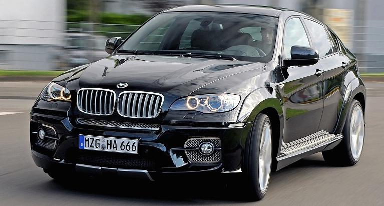 2010 BMW X6 by Hartge