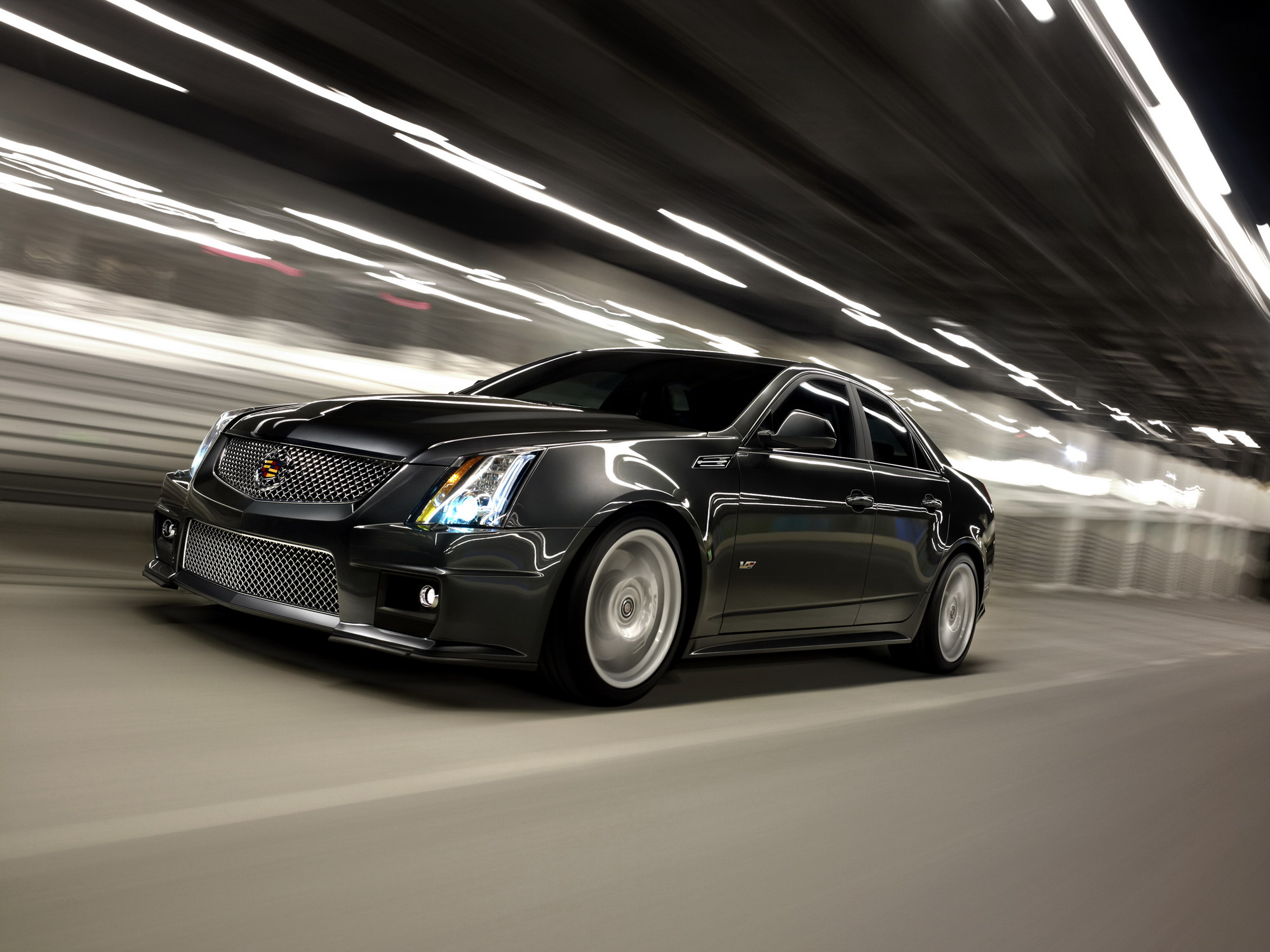 2011 cadillac cts v sport sedan review top speed. Black Bedroom Furniture Sets. Home Design Ideas