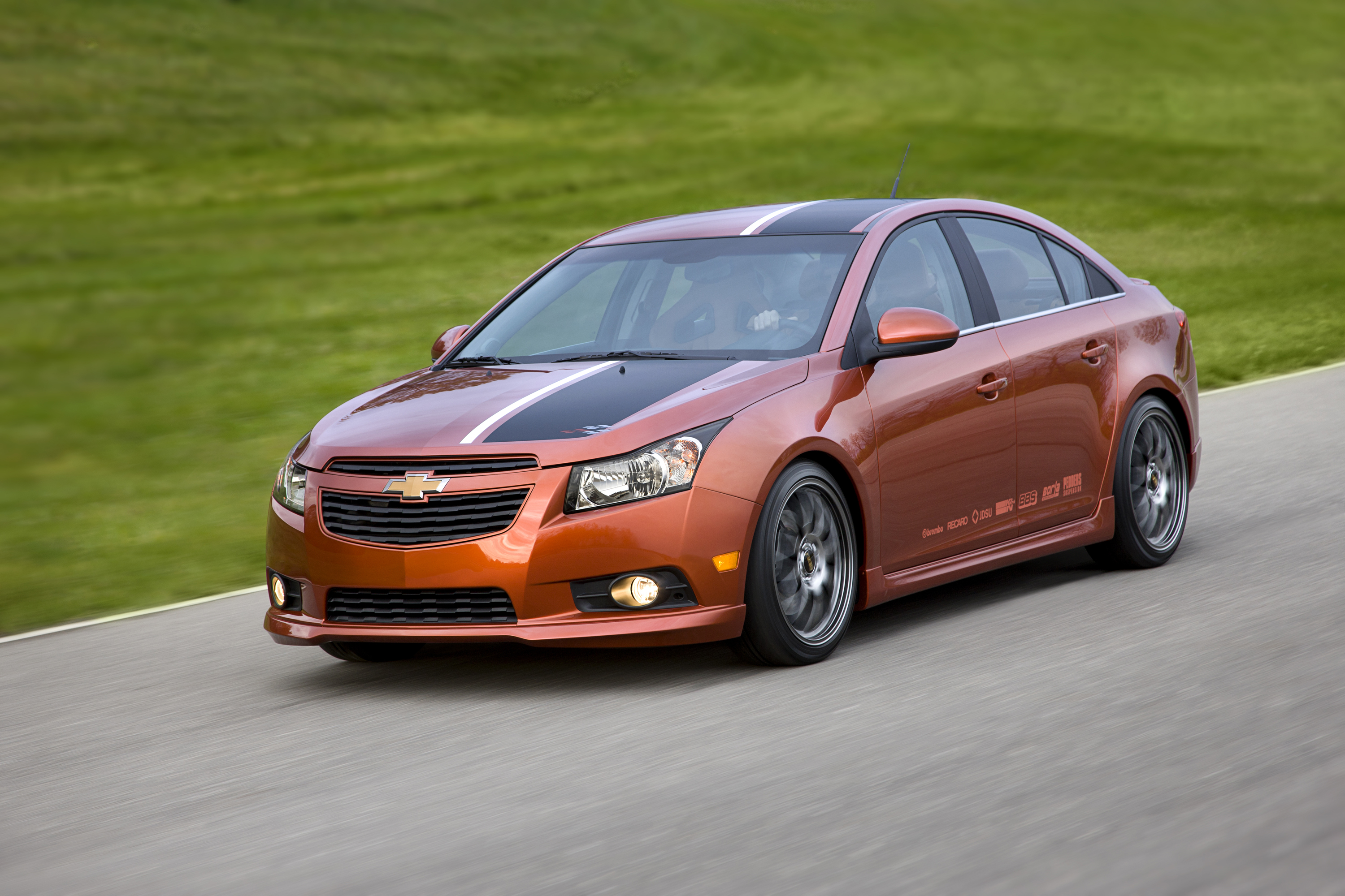 Car Customizing Games >> 2010 Chevy Cruze Z-Spec Concept | Top Speed