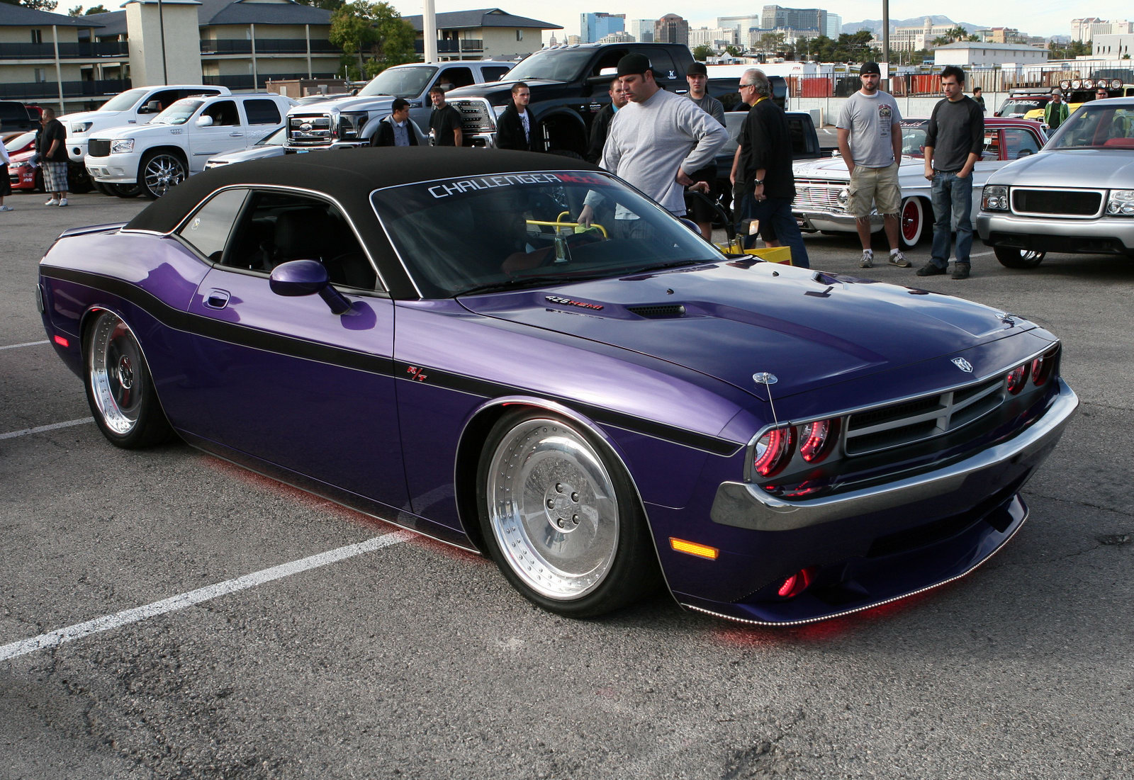 2010 Dodge Challenger By Radiatnz Inc. Review - Gallery - Top Speed