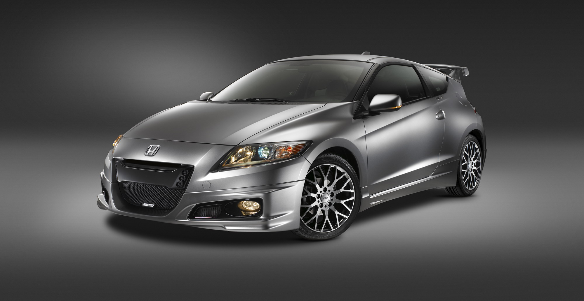 2011 honda cr z equipped with mugen accessories review top speed. Black Bedroom Furniture Sets. Home Design Ideas