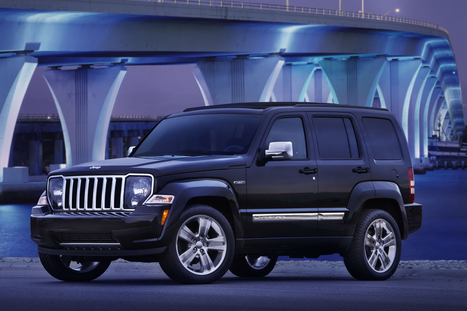 2011 jeep liberty jet review - top speed