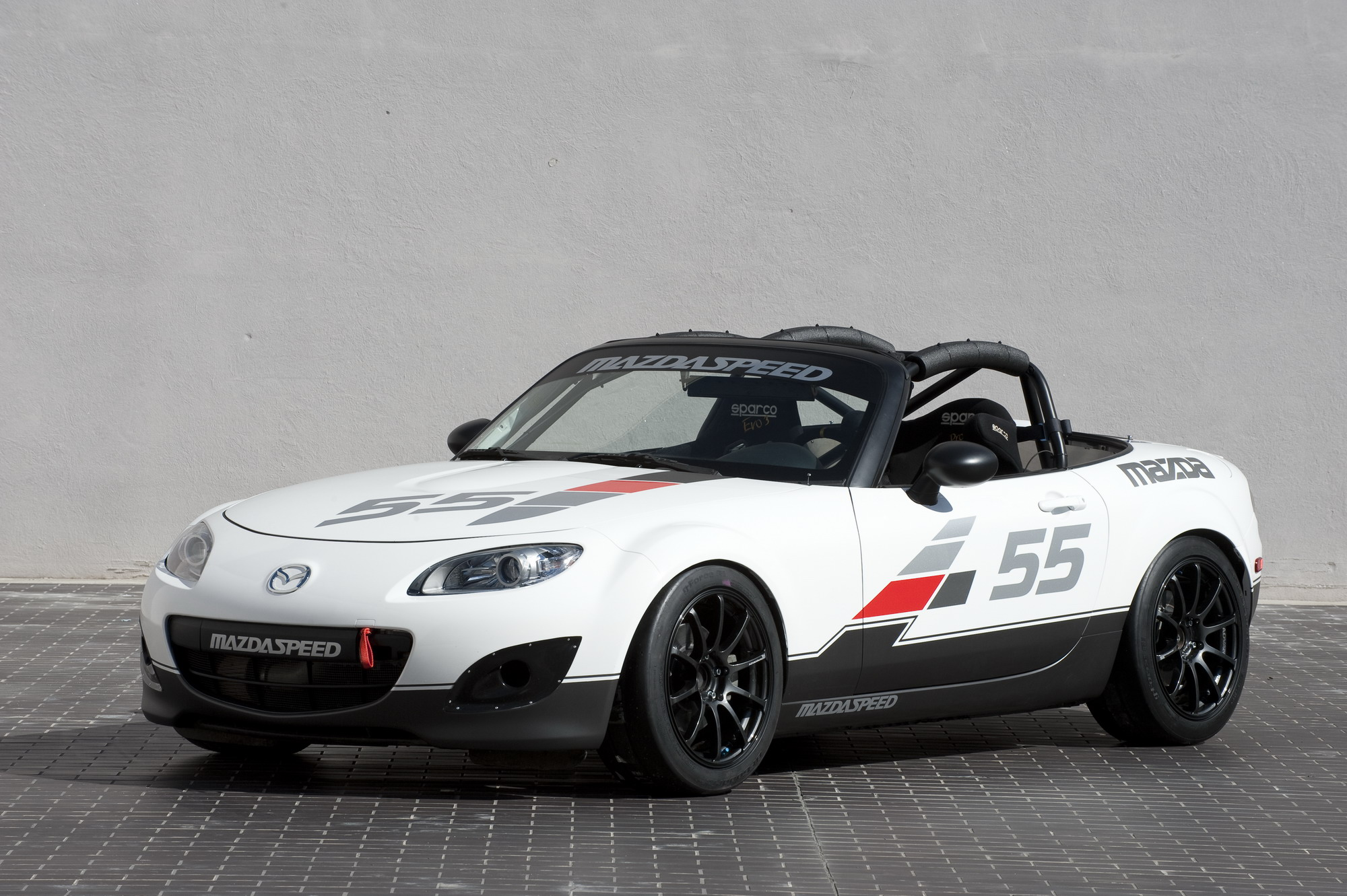 Attractive 2010 Mazda MX 5 Cup Car | Top Speed. »