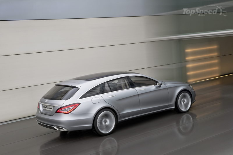 2013 2014 mercedes benz cls shooting brake review top for Mercedes benz cls station wagon