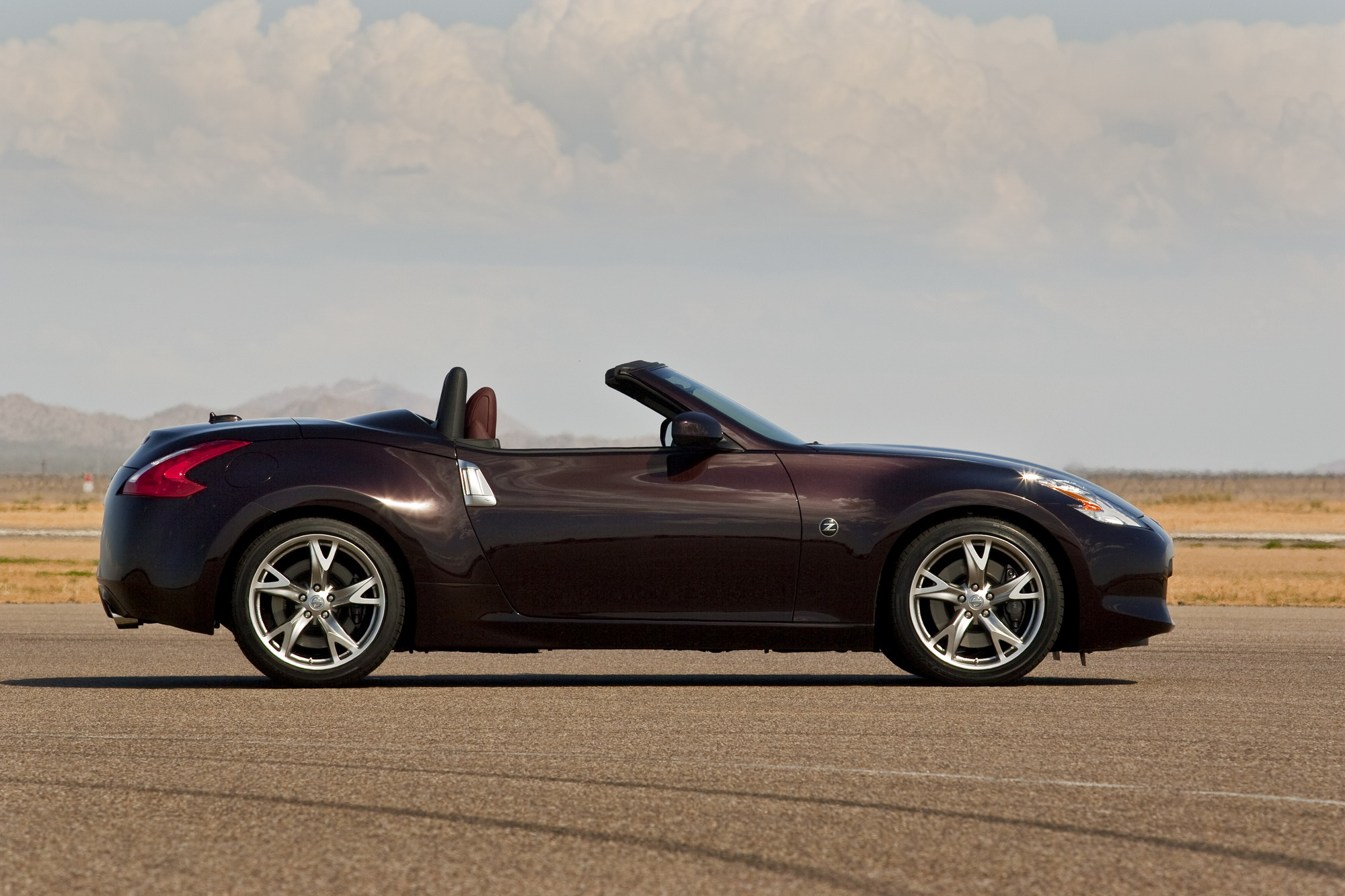 nissan cars speed convertible top review