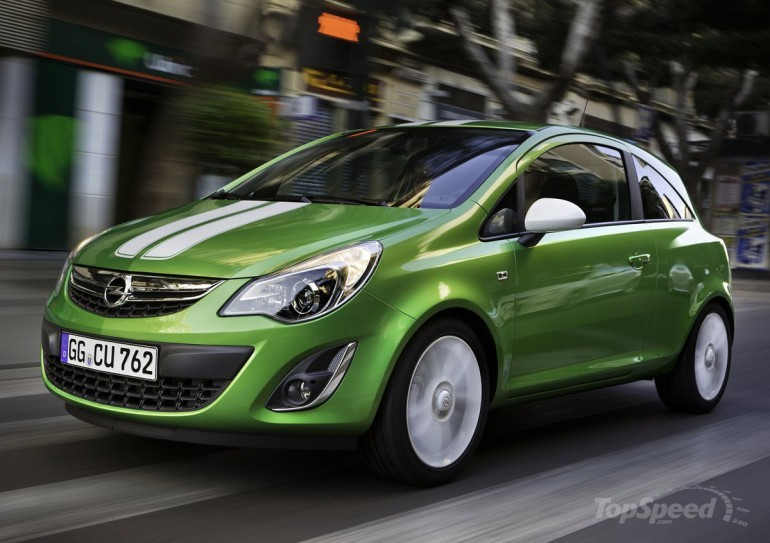 2012 opel corsa picture 384047 car review top speed. Black Bedroom Furniture Sets. Home Design Ideas