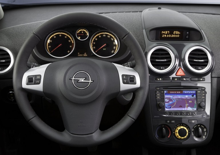 2012 Opel Corsa | Top Speed