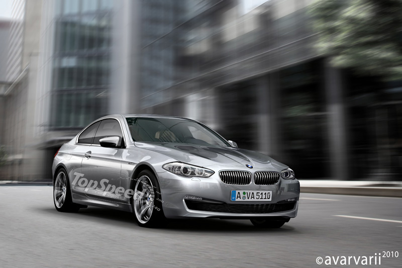 Rendering 2012 BMW 3Series Coupe News  Gallery  Top Speed