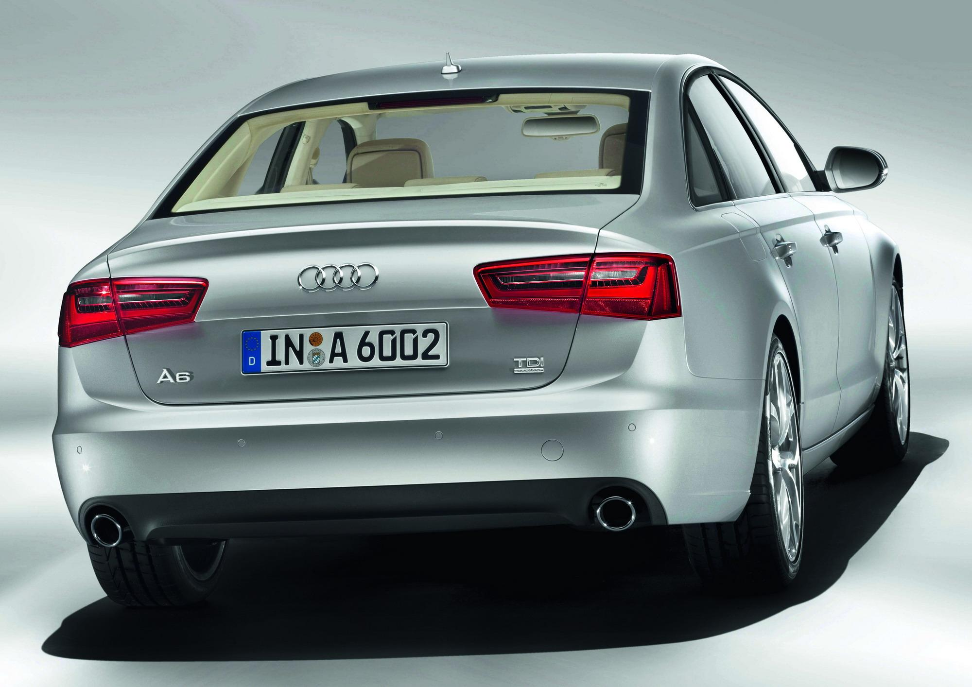 2012 2013 audi a6 review top speed. Black Bedroom Furniture Sets. Home Design Ideas