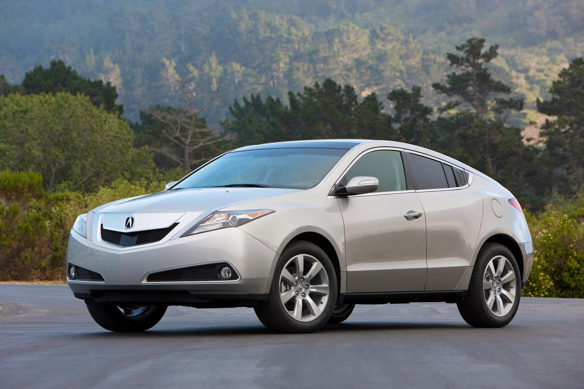 2011 acura zdx review gallery top speed. Black Bedroom Furniture Sets. Home Design Ideas