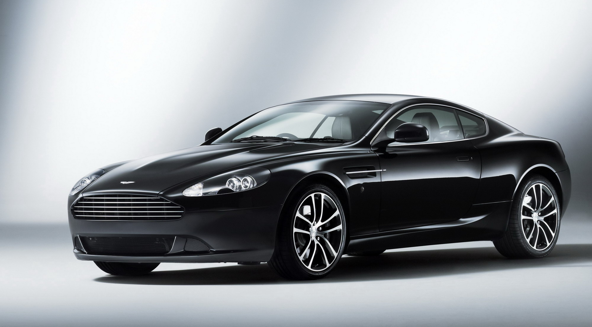 2011 Aston Martin Db9 Carbon Black Top Speed