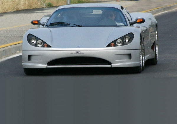 2012 Covini C6w Supercar Top Speed